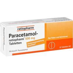 PARACETAMOL RATIO 500MG